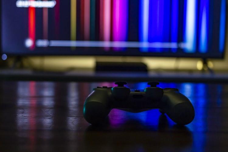 CODモバイルゲーム内でのコントローラー設定